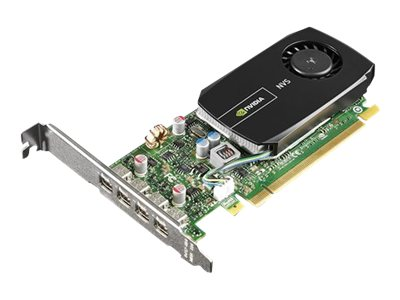 Lenovo NVIDIA NVS 510 PCIe 2.0 x16 Graphics Card, 2GB, 0B47077