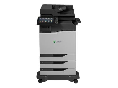 Lexmark CX860dtfe Multifunction Color Laser Printer (TAA Compliant), 42KT072