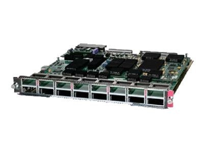 Cisco 16-Port 10 Gigabit Ethernet Module with DFC3CXL, WS-X6716-10G-3CXL=