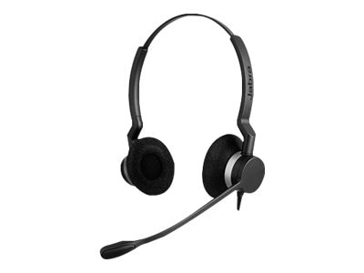 Jabra BIZ 2300 QD Duo Headset, 2309-820-105