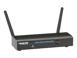 Black Box Wireless Presentation System, AVX-HDMI-WI-HD, 30897111, Video Extenders & Splitters
