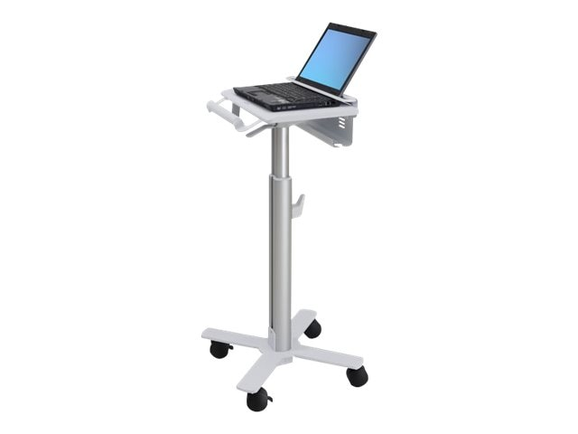 Ergotron StyleView SV10 Laptop Cart, SV10-1100-0, 30600007, Computer Carts
