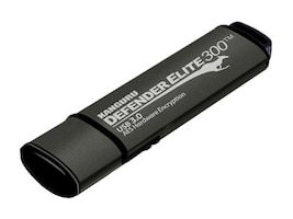 Kanguru™ 8 GB Defender Elite 300 Pro (Encrypted USB), KDFE300-8G-PRO, 24870756, Flash Drives