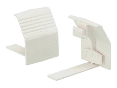 Panduit T-70 Base Coupler Fitting, Off White (10-pack), T70BCIW-X, 12398132, Premise Wiring Equipment