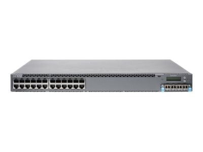 Juniper Networks EX4300 24-Port 10 100 1000Base-T Switch, EX4300-24P, 31619181, Network Switches