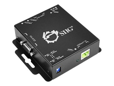 Siig HDMI Extender Single CAT5e, CE-H21T11-S1, 16970845, Video Extenders & Splitters