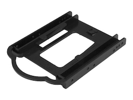 StarTech.com 2.5 Solid State Drive Hard Drive Mounting Bracket for 3.5 Drive Bay - Tool-less Installation, BRACKET125PT, 33061441, Drive Mounting Hardware