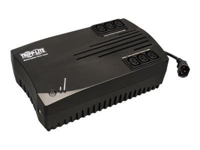 Tripp Lite 750VA Intl UPS Low Profile Line-Interactive AVR 230V (6) Outlets, AVRX750U, 6345350, Battery Backup/UPS