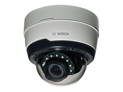Bosch Security Systems FLEXIDOME IP outdoor 4000 IR Camera with 3.3 to 10mm Lens