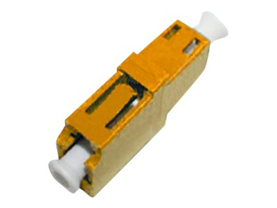 ACP-EP LC LC MMF Simplex Fiber Optic Adapter, ADD-ADPT-LCFLCF-MS