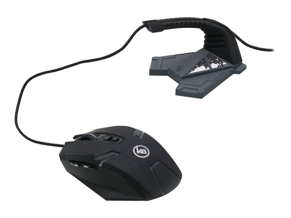 IOGEAR Gaming Mouse Cable Manager, GGMCS