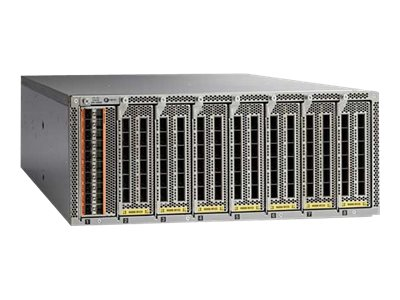 Cisco ONE Nexus 5696Q Chassis 24x40GE FCoE Bundle, 6PS, 4 FAN, C1-N5696-B-24Q, 30820659, Network Switches