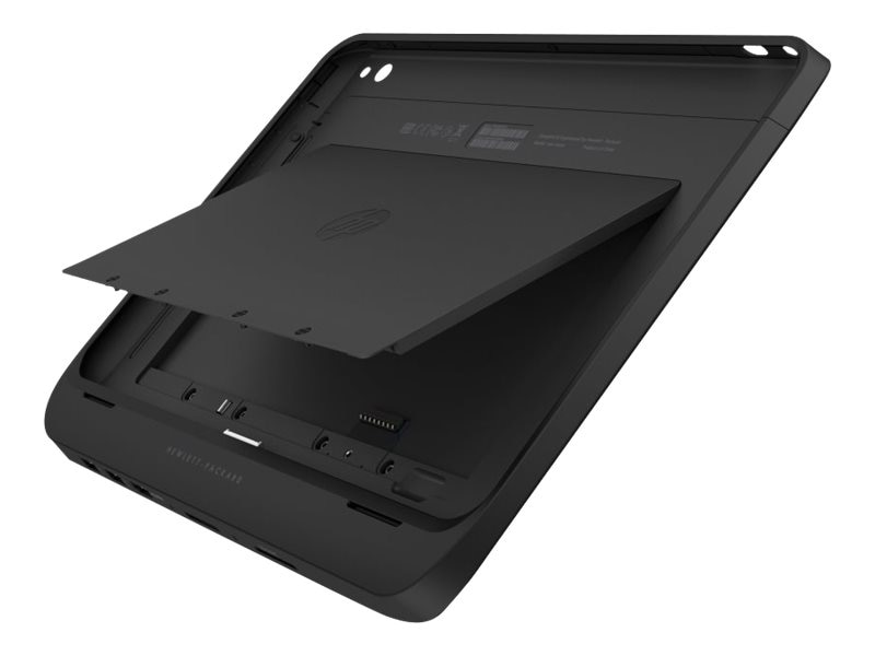 HP ElitePad Expansion Jacket with Battery, D2A23AA#ABA, 15534021, Docking Stations & Port Replicators