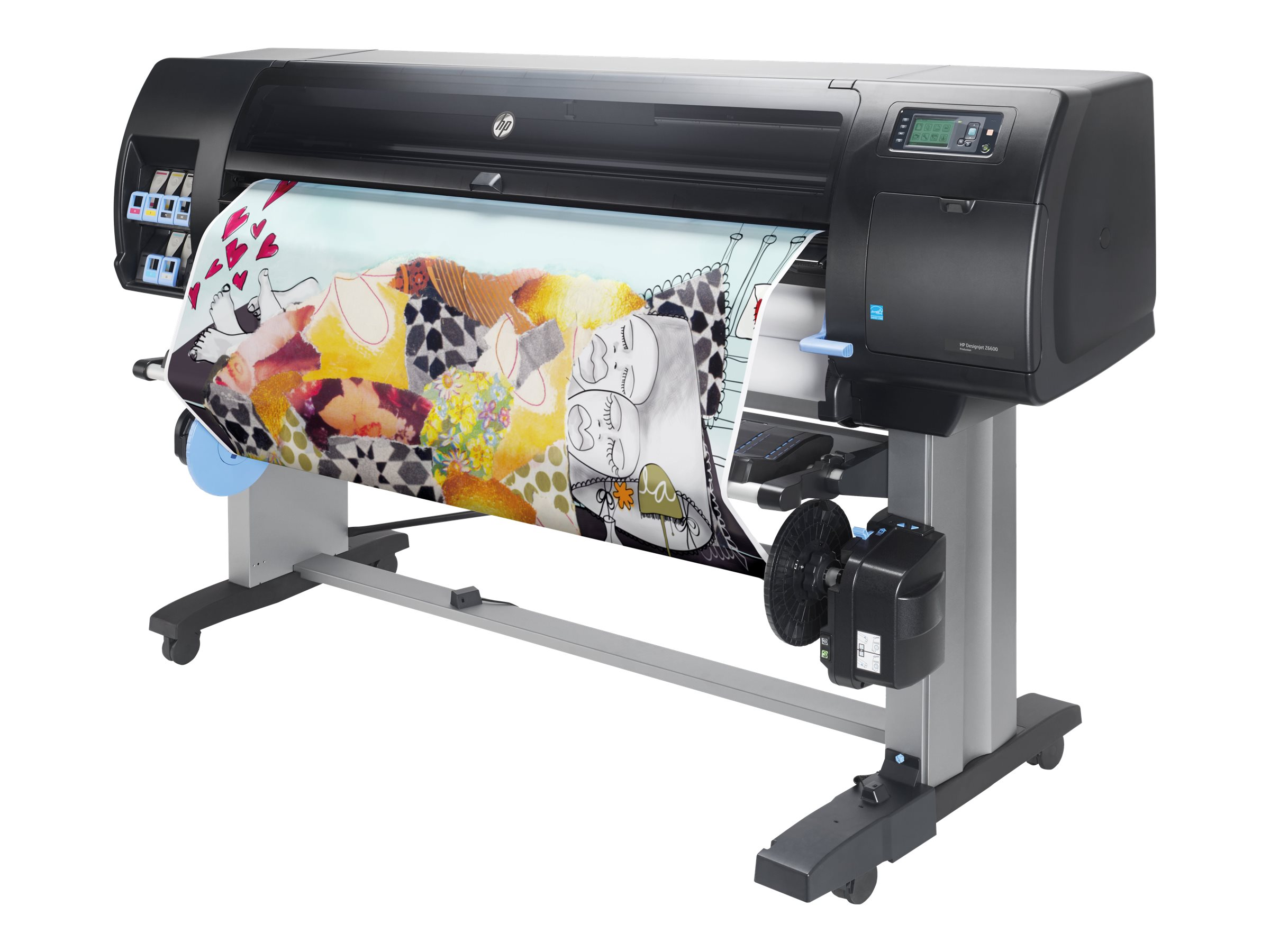 HP DesignJet Z6600 Production Printer, F2S71A#B1K