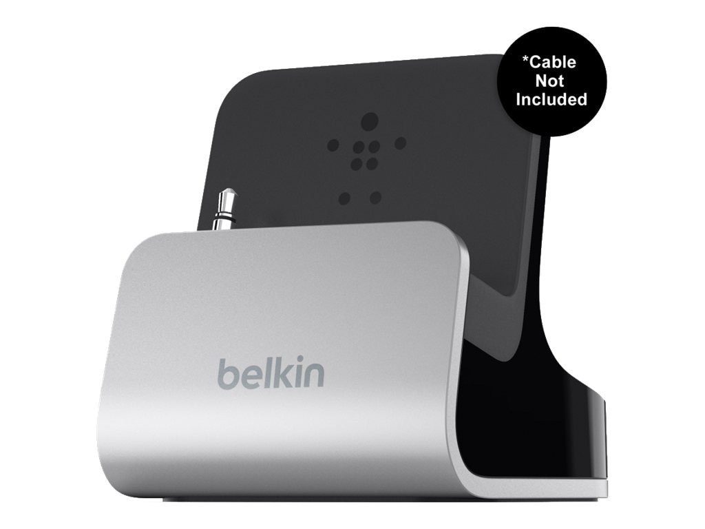 Belkin Cradle with Audio Port for iPhone 5, F8J057BT
