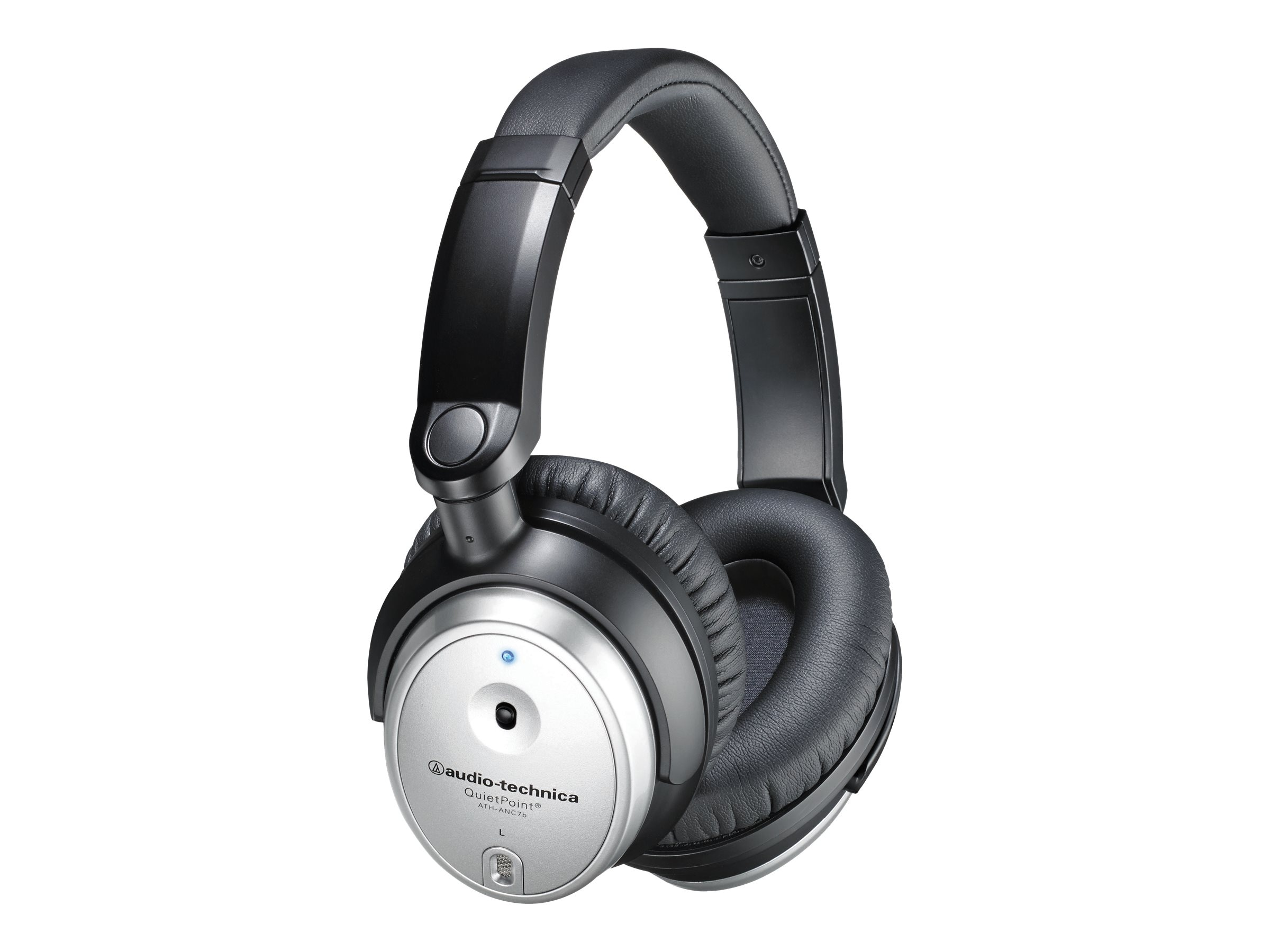Audio-Technica Noise Cancelling Over Ear Headset w  Controller