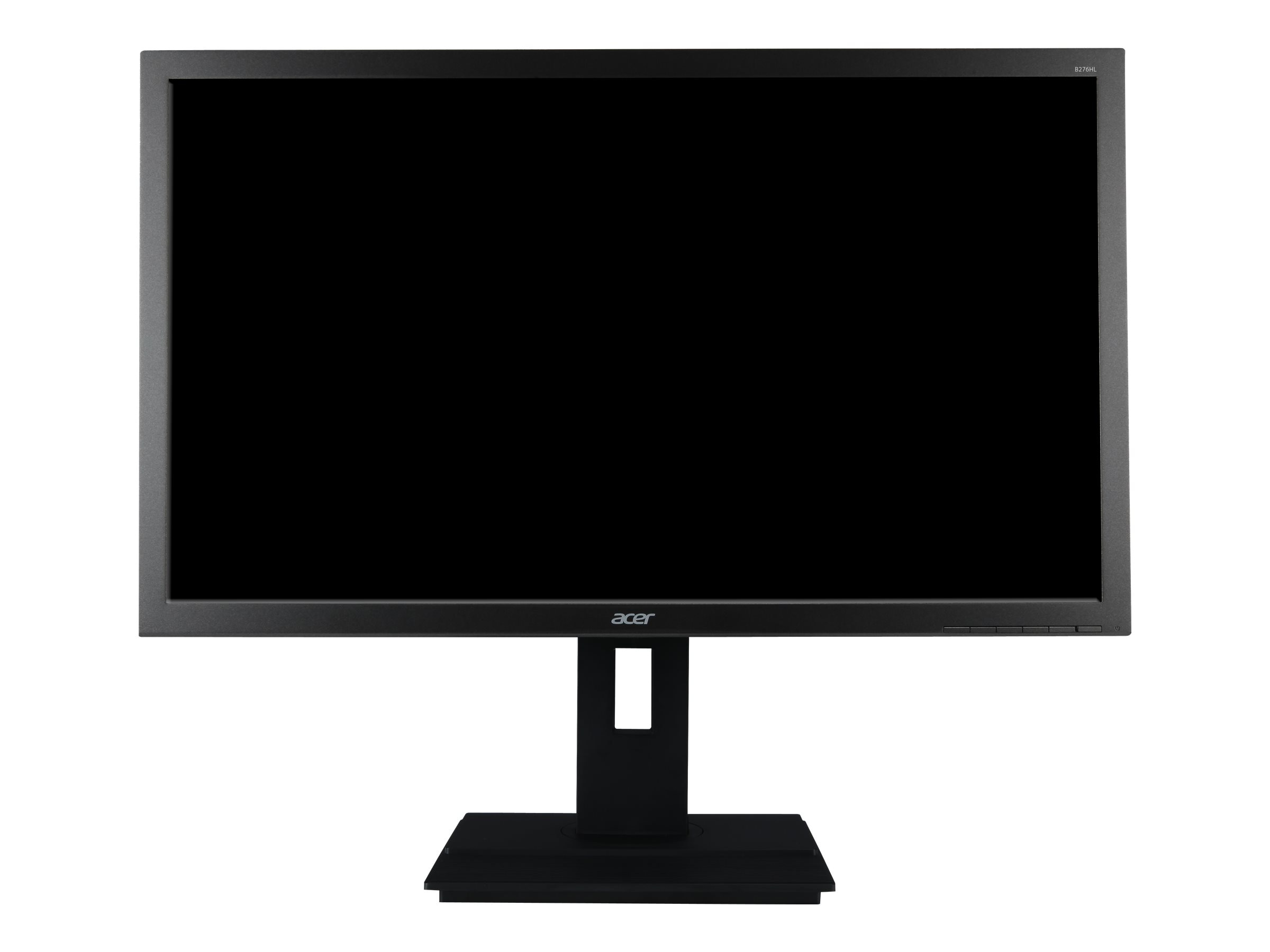 Acer 27 Full HD LED-LCD Monitor, Black, UM.HB6AA.C01, 30603312, Monitors - LED-LCD