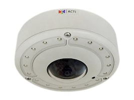 Acti 12MP Extreme WDR Day Night Outdoor Hemispheric Dome Camera, B76, 31469151, Cameras - Security