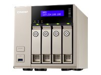 Qnap 4-Bay AMD X86-Based NAS w  4GB RAM, TVS-463-4G-US, 18447151, Network Attached Storage
