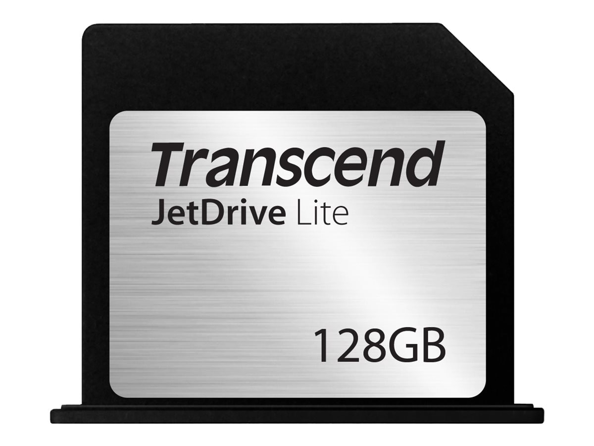 Transcend 128GB JetDriveLite Flash Expansion Card for RMBP 15 12-E13, TS128GJDL350