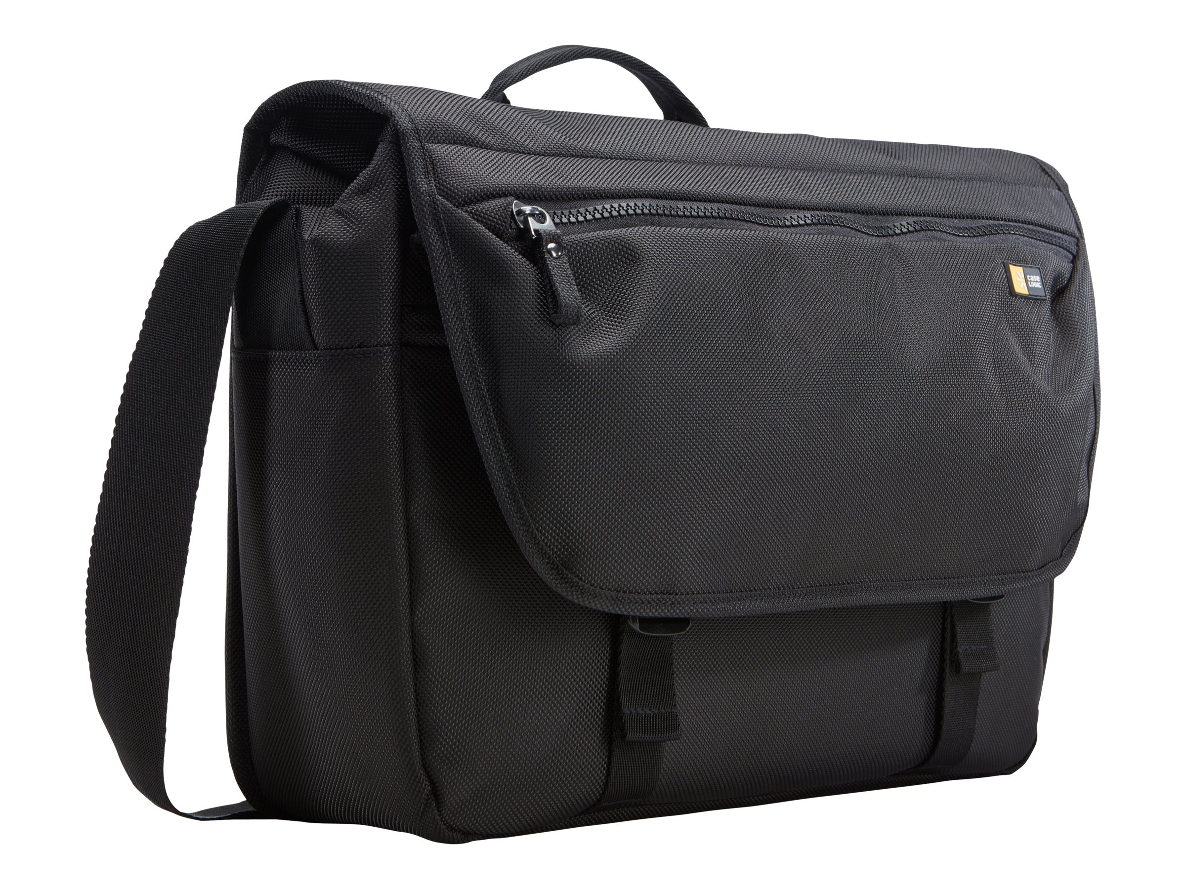 "Case Logic Bryker 14"" Messenger Bag, Black"