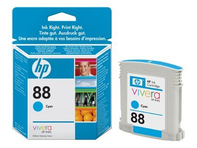 HP 88 (C9386AN) Cyan Original Ink Cartridge