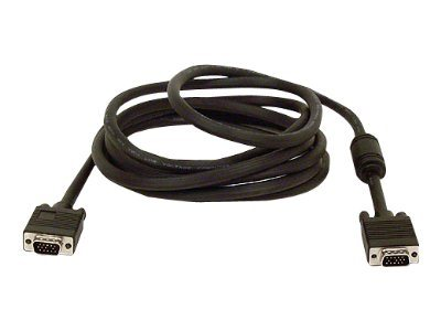 Belkin Pro Series High Integrity VGA SVGA Monitor Replacement Cable, 10ft, F3H982-10, 120705, Cables