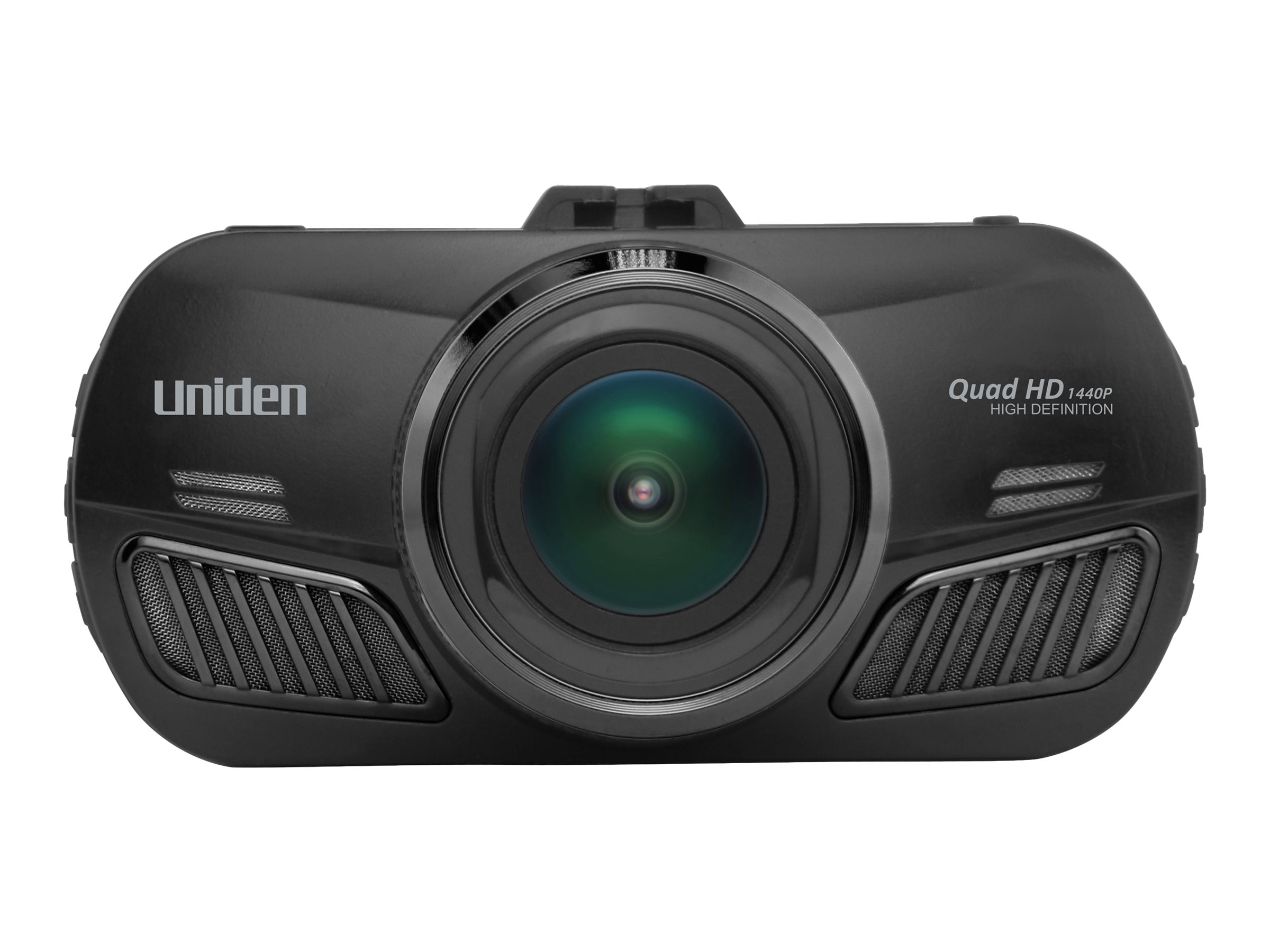Uniden HD Dash Cam with GPS Geotagging and Lane Departure Warning, DC10QG