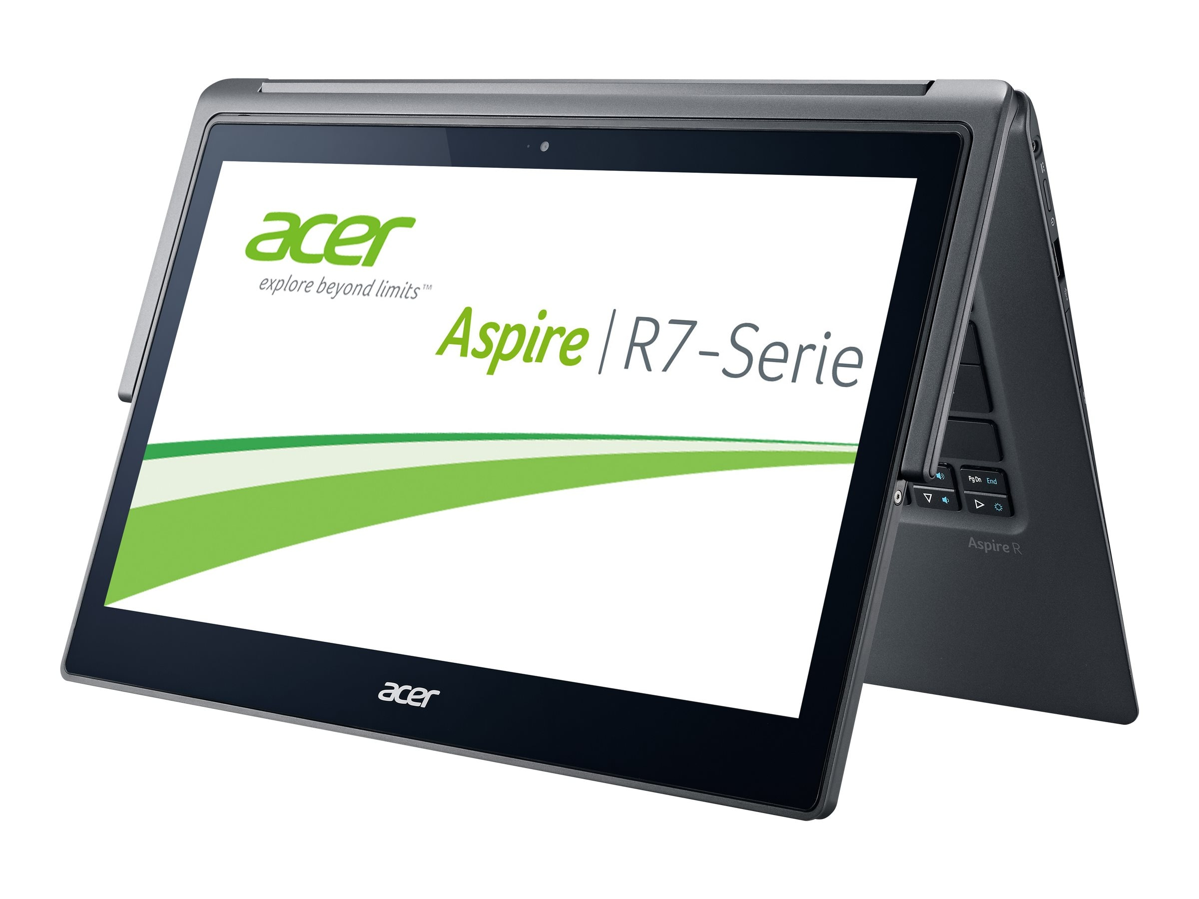 Acer Aspire R7-371T-59Q1 Core i5-5200U 2.2GHz 8GB 2x128GB SSD ac GNIC BT WC 4C 13.3 FHD IPS MT W8.1-64, NX.MQPAA.012, 18896044, Notebooks - Convertible