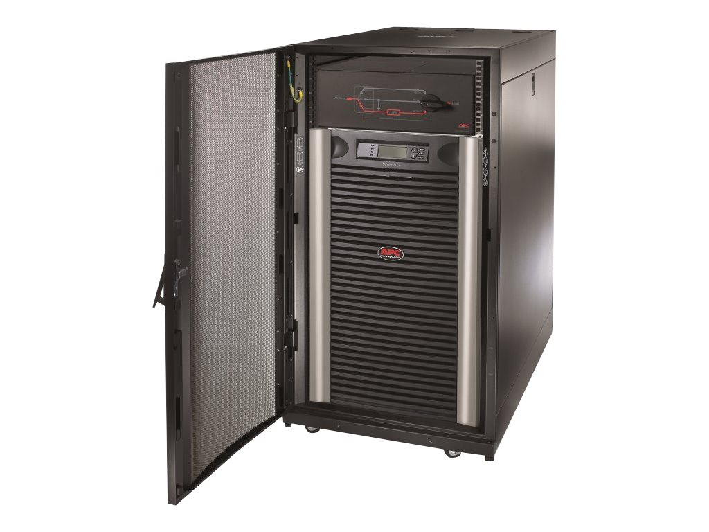 APC NetShelter SX 24U, 600mm x 1070mm, Deep Enclosure, AR3104