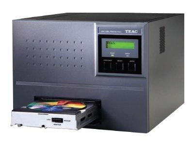 TEAC P55 USB Flash Drive Printer, P-55C-ST6, 12610041, Printers - Specialty Printers