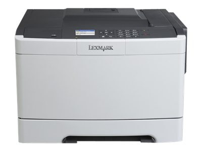 Lexmark CS410n Color Laser Printer - HV (TAA & Schedule 70 Compliant), 28DT015