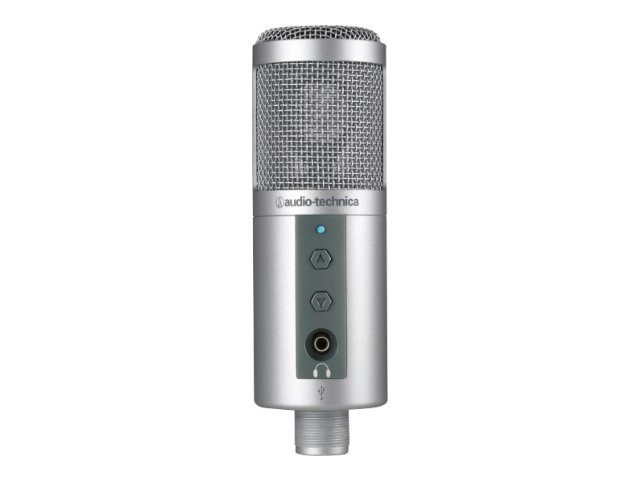 Audio-Technica Cardioid Condenser Microphone, ATR2500-USB, 12450455, Microphones & Accessories