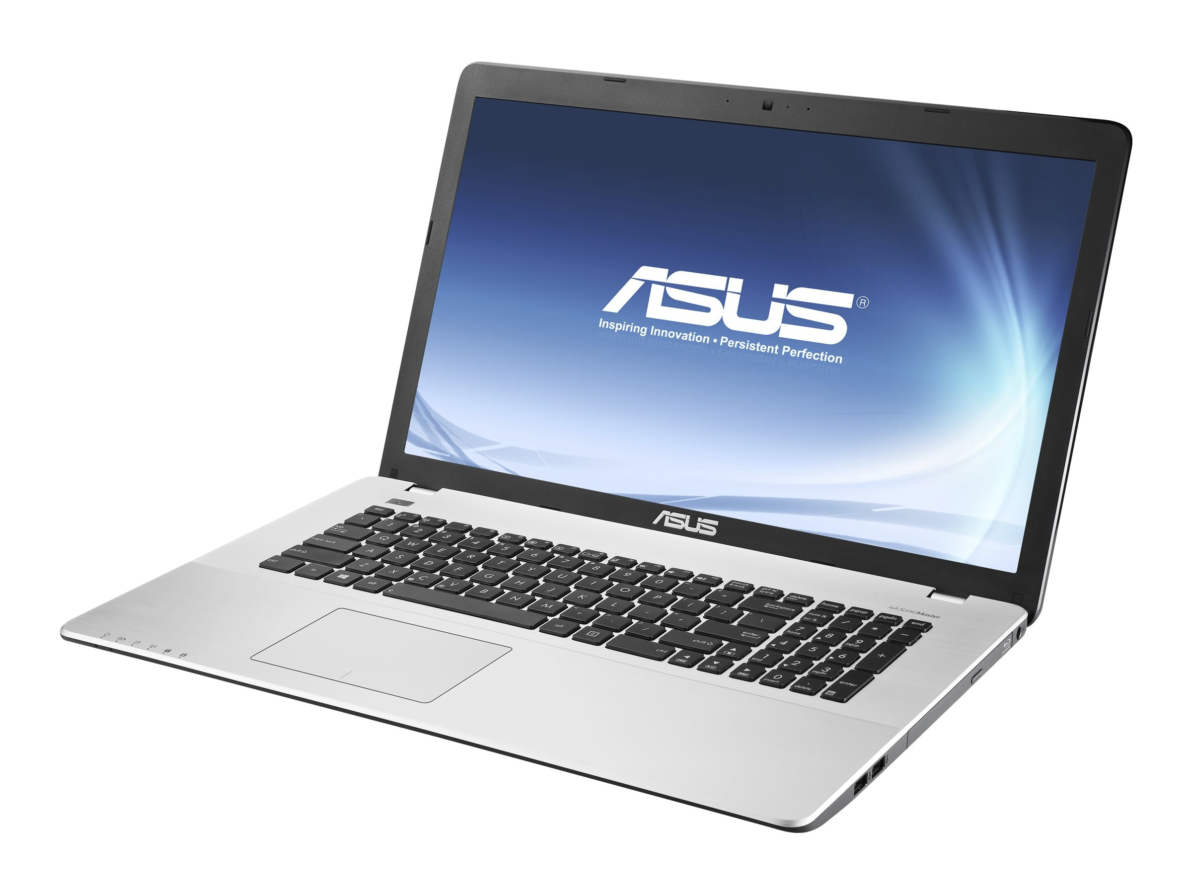 Asus X750JN-DB71 Core i7-4700HQ 2.4GHz 8GB 2TB 17.3 W8.1-64 Dark Gray