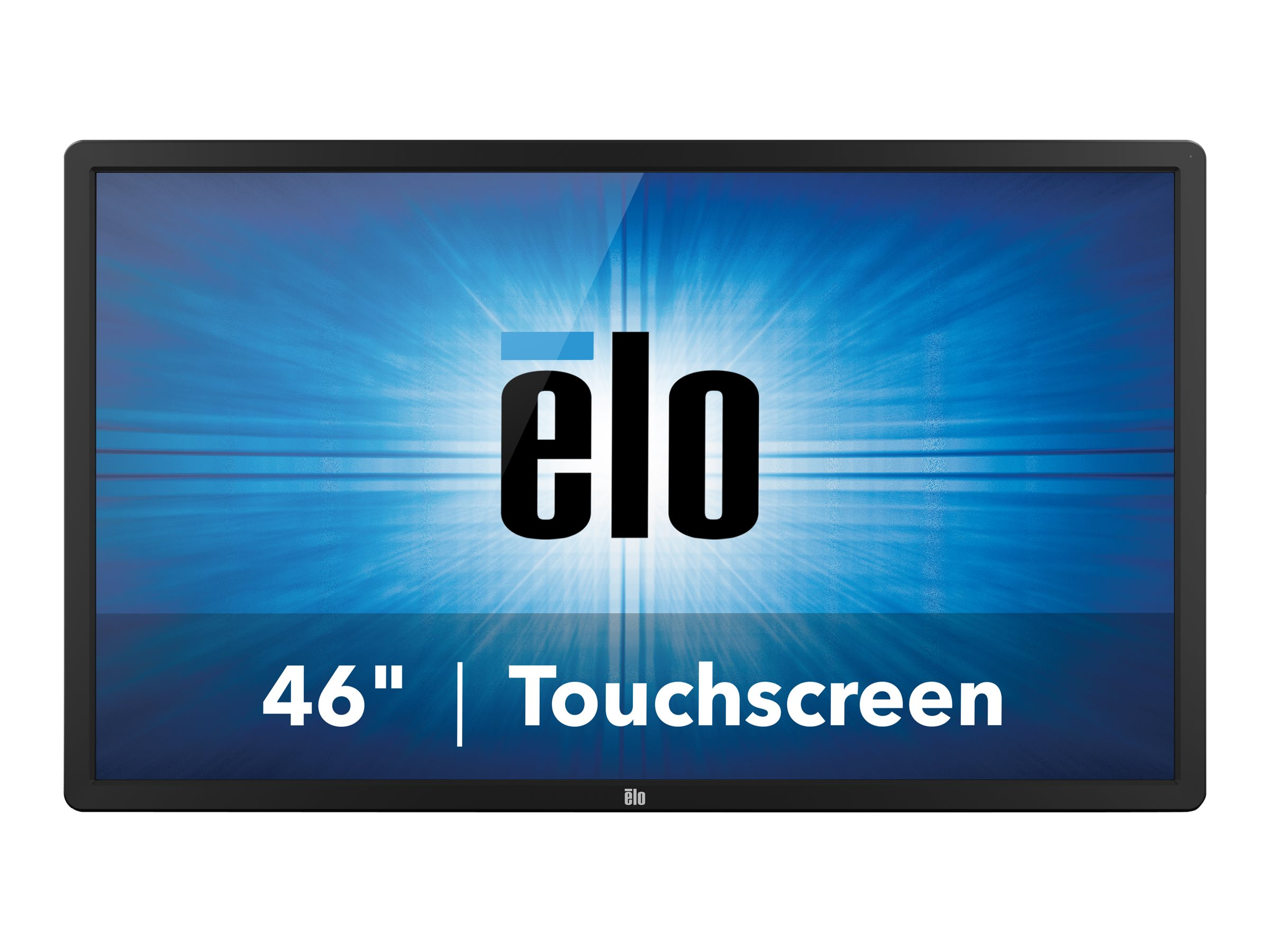 ELO Touch Solutions 46 4602L LED-LCD Infrared Touchscreen Display, Black, E222370