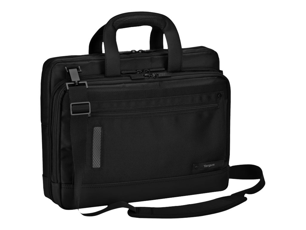 Targus Revolution 2 Topload Checkpoint Friendly Case, Black, TTL414US