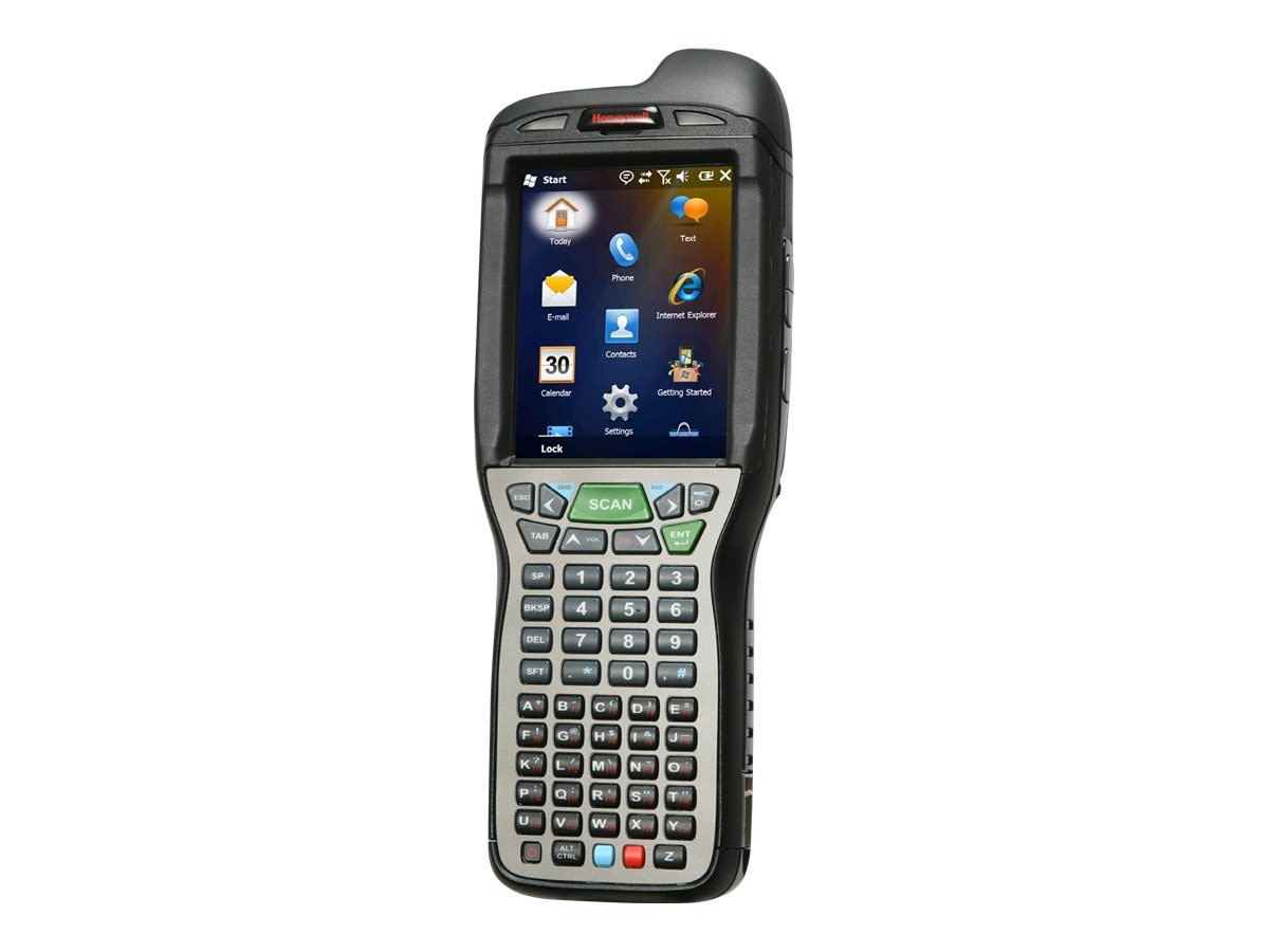 Honeywell 99EX 802.11a b g n BT Camera GSM GPS HSDPA 55-key Extended Battery WEH Pro 6.5, 99EXLW3-GC211XE, 13500178, Portable Data Collectors