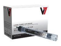 V7 V7 Black High Yield Toner Cartridge for Dell 5100CN, V7D5100B, 11066911, Toner and Imaging Components