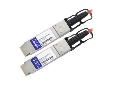 ACP-EP 40G QSFP+ to QSFP+ Direct-Attach Active Optical Cable, 6m, QSFP-H40G-AOC6M-AO