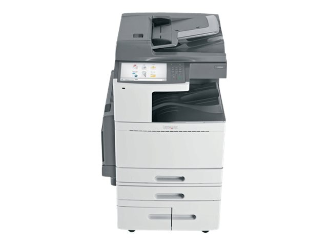 Lexmark X954dhe Color Laser Multifunction Printer, 22Z0021, 12862732, MultiFunction - Laser (color)
