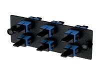 Panduit Opticom Fiber Adapter Panels
