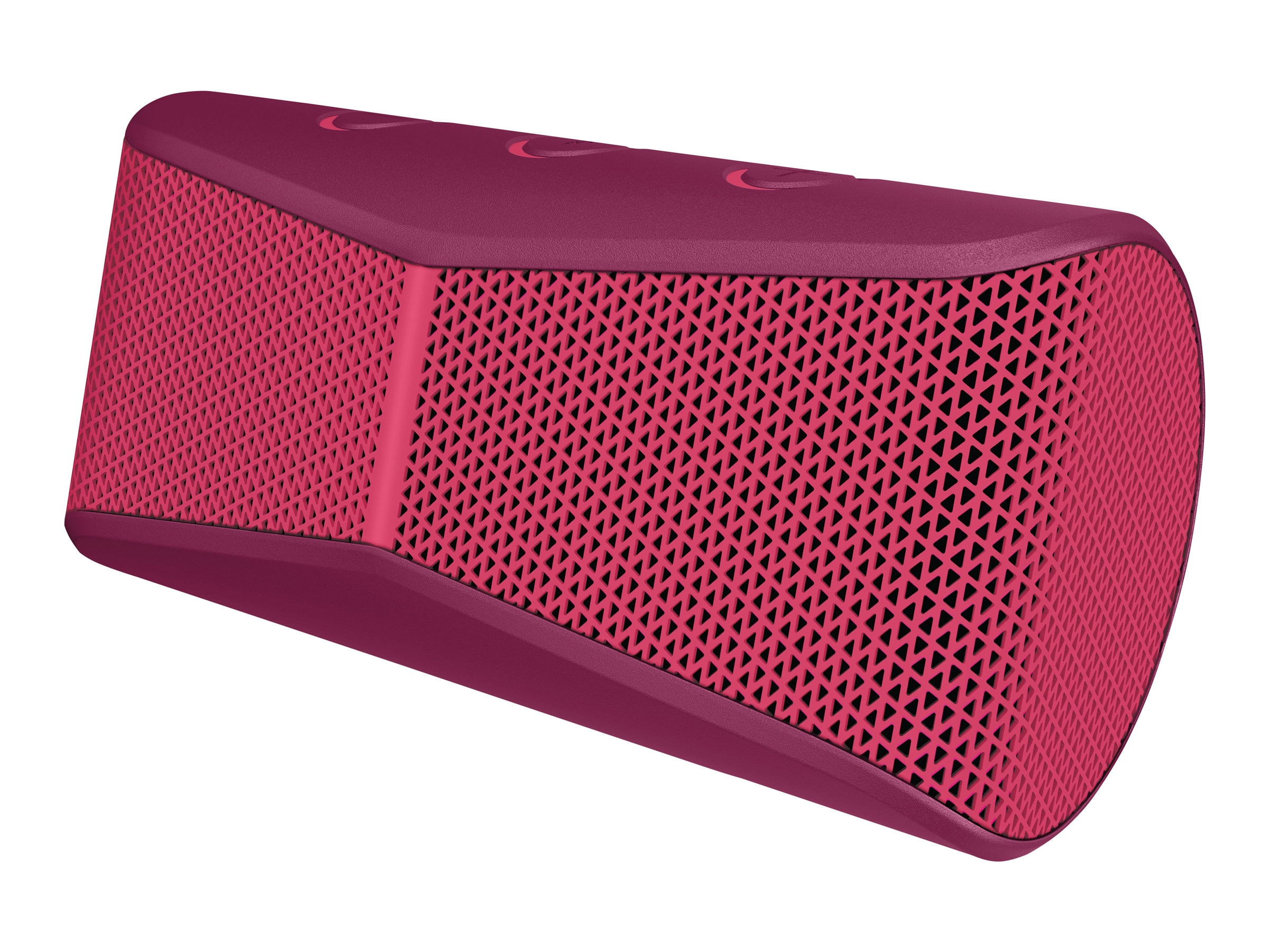 Logitech X300 Wireless Mobile Speaker - Red, 984-000401, 17467213, Speakers - Audio