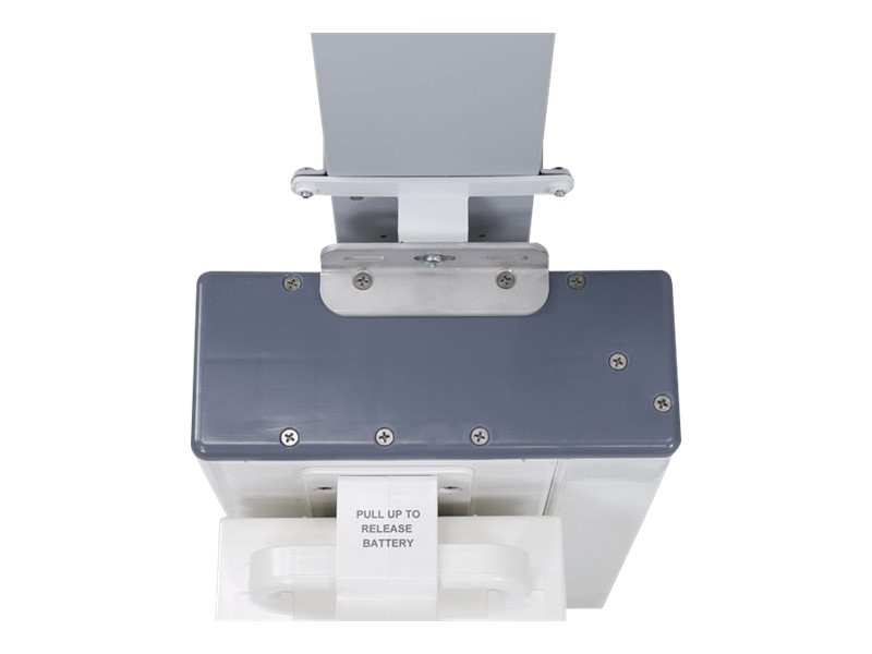 Ergotron Neo-Flex Mounting Bracket, Light Gray, 97-818-214, 17993272, Cart & Wall Station Accessories