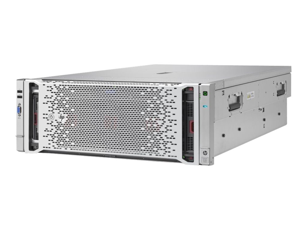 HPE ProLiant DL580 Gen8 Intel 2.8GHz Xeon, 728544-001, 16883434, Servers