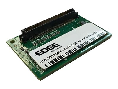 Edge 1GB 90-Pin DDR3 DIMM for Select LaserJet Models, PE249663