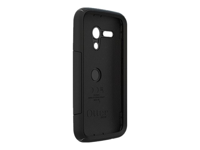 OtterBox Commuter Series for Motorola Moto G, Black