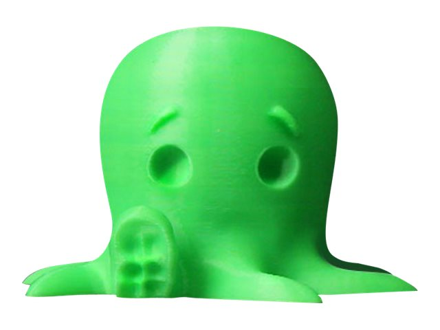 MakerBot Neon Green PLA Filament Large Spool, MP06052, 17298739, Printer Supplies - 3D