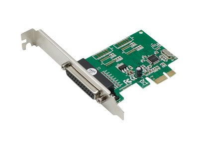 ACP-EP Single Open DB-25 Port PCIe x1 Host Bus Adapter, ADD-PCIE-PARALLEL, 23203409, Host Bus Adapters (HBAs)