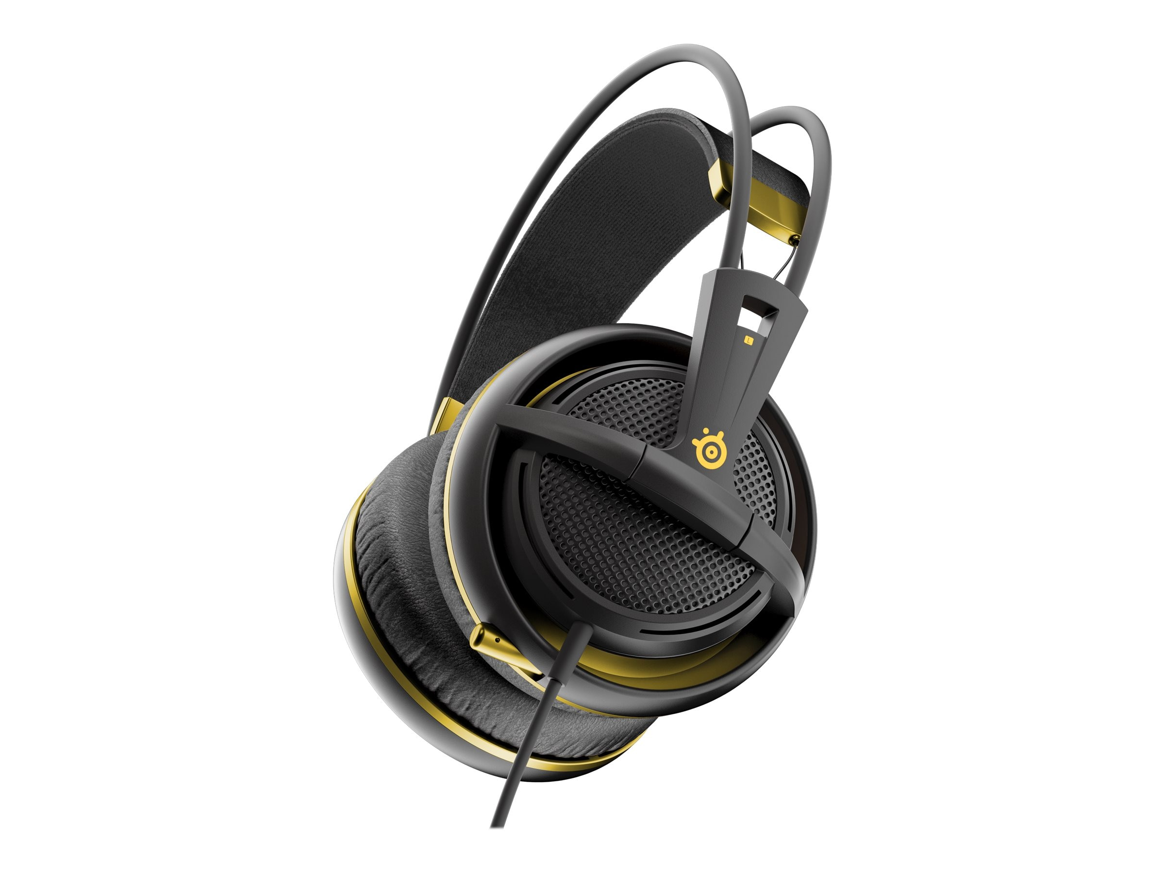 Steelseries Siberia 200 Headset - Gold