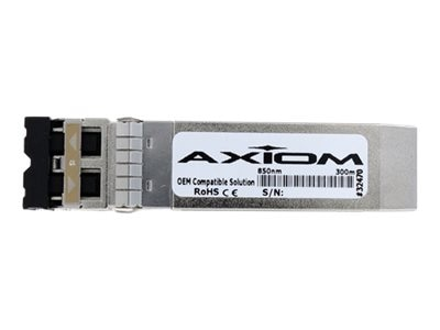 Axiom 10GBASE-LRM SFP+ Transceiver for Enterasys, 10GB-LRMSFPP-AX, 21089286, Network Transceivers
